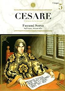 Cesare Edition simple Tome 5