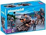 Playmobil - Ballesta múltiple con Caballeros del Halcón (4868)