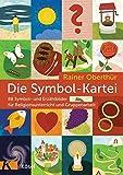 Die Symbol-Kartei: 88 Symbol- und Erzählbilder für Religionsunterricht und Gruppenarbeit - Rainer Oberthür