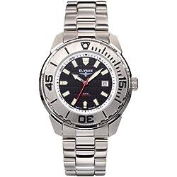 Elysee Herren-Armbanduhr XL ENDURANCE Analog Edelstahl 60110S