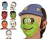 Máscara de Halloween Infantil en Goma Eva
