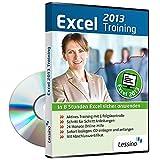 Excel 2013 Training - In 8 Stunden Excel sicher anwenden | Einsteiger und Auffrischer lernen mit diesem Kurs Schritt für Schritt die Grundlagen von Excel [1 Nutzer-Lizenz]