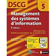 Management des systèmes d'information - DSCG 5