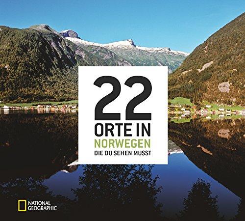 22 Orte in Norwegen, die du sehen musst: Alle Infos bei Amazon