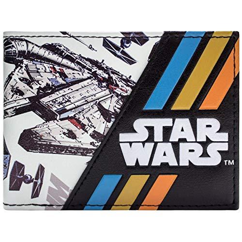 (Star Wars Millennium Falcon Mehrfarbig Portemonnaie Geldbörse)
