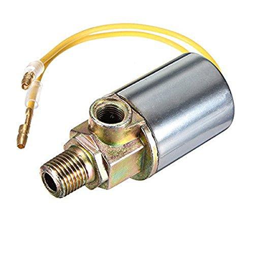 WINOMO 1/4 quot;Air Horn Elektrisches Magnetventil für Auto BUS Truck