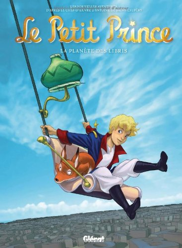 Le Petit Prince, Tome 11 : La planète des Libris