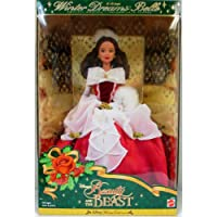 Disney's Beauty and the Beast Winter Dreams Belle Barbie from the Disney Holiday Collection