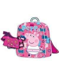 Mochila Peppa Pig Moda pequeña