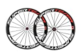 Best Carbon Wheels - Superteam Carbon Rims 700c clincher Bike Wheelset 50mm Review
