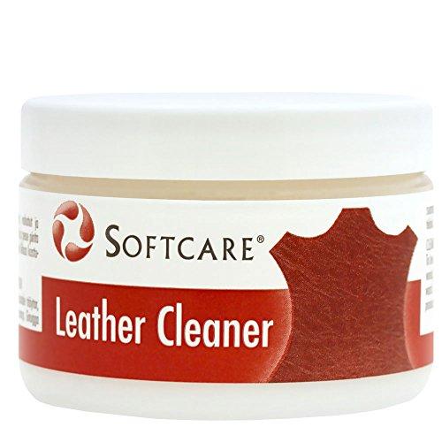 M-SOLUCIONES - Softcare Limpiador Sólido para Cuero. Especialmente para Sofás de Piel, Sillas, Sillones, Asientos del Coche, Zapatos, Bolsos.