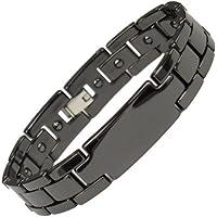 Energy Power Armband Gesundheit High Tech Keramik Armband Germanium magnetisch Bio 023 preisvergleich bei billige-tabletten.eu