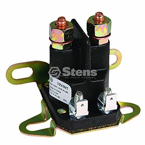 Silver Streak # 435435 solénoïde de démarreur pour Ariens 03551000, Ayp 146154, Ayp 109946, Coque C-2, modèle :, Home & Garden Store