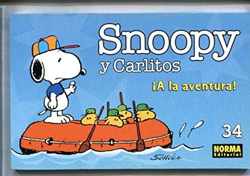 Snoopy y Carlitos numero 34