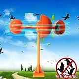 Repelente de aves efectivo Reflective Scare Birds Disuasivo y dispositivo de control de aves Professional Garden Protector