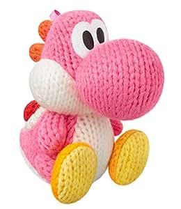 Amiibo - Yoshi's Woolly World Collection Figur: Woll-Yoshi #pink
