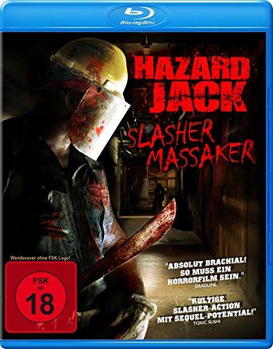 Hazard Jack - Slasher Massaker (Blu-ray)