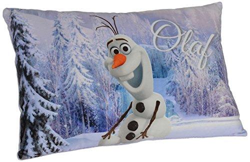 Schneemann-kissen (Simba 6315870408 - Disney Frozen Olaf-Kissen mit Olaf Aufdruck)