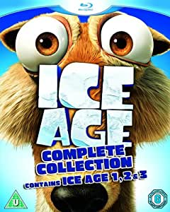 Ice Age 1-3 Collection [Blu-ray]