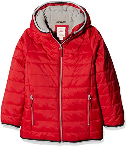 ESPRIT KIDS Jungen Jacke RM4203408, Rot (Red 375), 128
