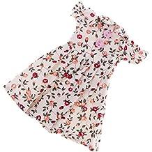 MagiDeal Ropa Falda de Vestido de Moda para 1/6 BJD SD como DZ DOD Luts Dollfie Pastorale - B