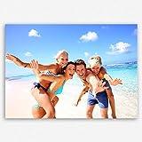 !!! SENSATIONSPREIS !!! ge-Bildet® hochwertiges Leinwandbild - Ihr eigenes Foto - Ihr Wunsch-Motiv auf Künstler-Leinwand - Premium Bild auf Leinwand 30 x 20 cm einteilig