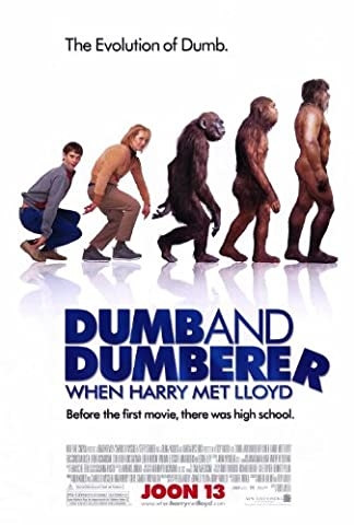 Dumb and Dumberer: When Harry Met Lloyd Affiche du film Poster Movie Muet et Dumberer: Quand attaquer Lloyd météo (27 x 40 In - 69cm x 102cm) Style A