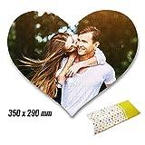Fotopuzzle selbst gestalten * A3 A4 Herz * eigenes Foto personalisiertes Design, Puzzle:Herz Groß + Geschenkbox