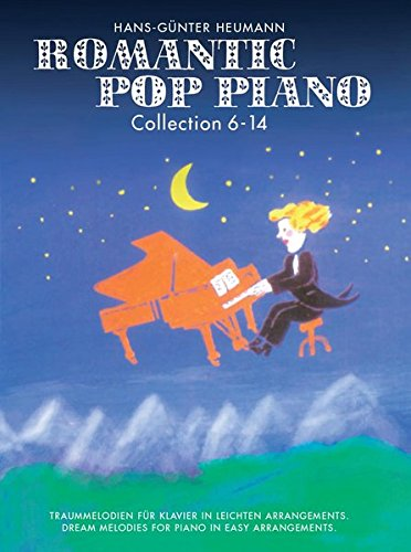 Romantic Pop Piano Collection 6-14 Klavier (leicht) -Für Klavier- (Songbook für Klavier) - 13 Stock