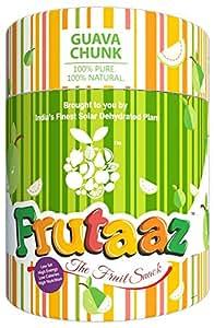 Frutaaz Dehydrated Guava Chunk -100G
