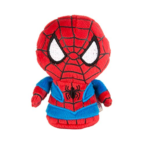 Spiderman Plush - Itty Bitty - Marvel - 13cm 5""