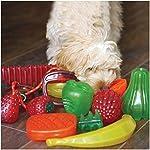 Rosewood Apple BioSafe Dog Toy 9