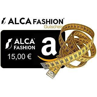 Maßband 2m / Bandmaß/Schneidermaßband fur T-shirts XL bis 8XL (incl. Promo Gutschein 15 Euro Rabatt für Alca Fashion T-shirt bei Amazon) 2 meter Maßband