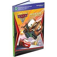 LeapFrog 82008 - Jeu Éducatif - Livre Mon Lecteur Leap/Tag - Cars 2