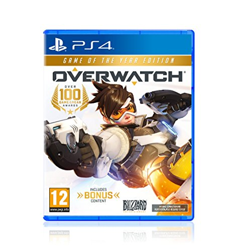 Overwatch Game of the Year Edition - PlayStation 4 [Importación inglesa]
