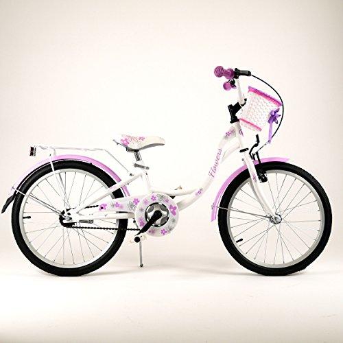 "20FLO-ROS Kinderfahrrad 20\"" Zoll Kinderrad Fahrrad Rad Bike Spielrad Kinder"