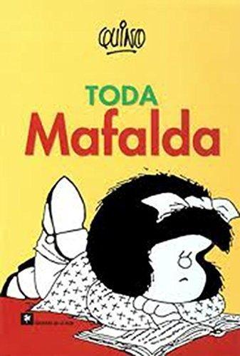Toda Mafalda (Spanish Edition) by Quino (2004-06-20)