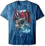 The Mountain Unisex Erwachsen Gr. M Kanada's Wildtiere T Shirt