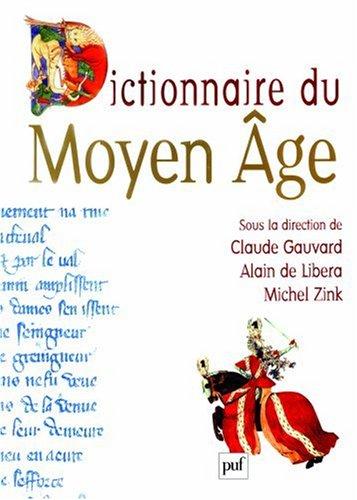 Dictionnaire du Moyen ge