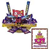 #5: Birthday Greetings with Chocolates & Coockies