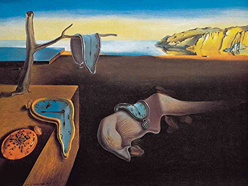 alvador Dalí The Persistence of Memory 1931