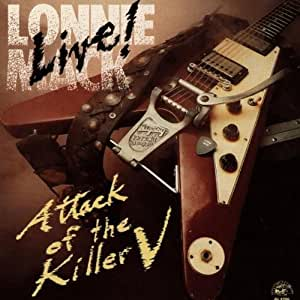 Live-Attack Of The Killer V