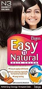Bigen Easy n Natural, Dark Brown N3 (75ml)