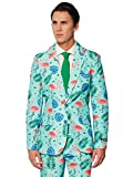 Suitmeister Halloween Suits - Rainbow - Costume Comes with Jacket, Pants & Tie