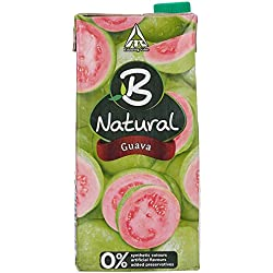 B Natural Juice, Guava,1L
