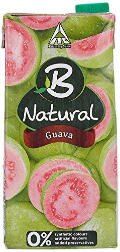 B Natural Juice, Guava,1l