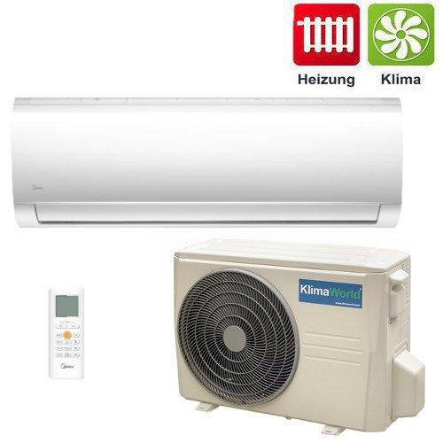 51U3LkWvRlL. SS500  - Air Conditioner Wall Unit Inverter Klimaworld Eco+ 27, 2,64 Kw