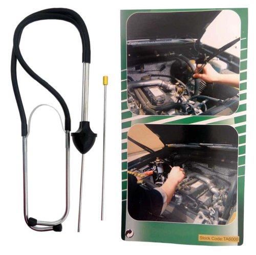 Mechanic's Stethoscope For Identifying Engine Sounds (Sound-engines)