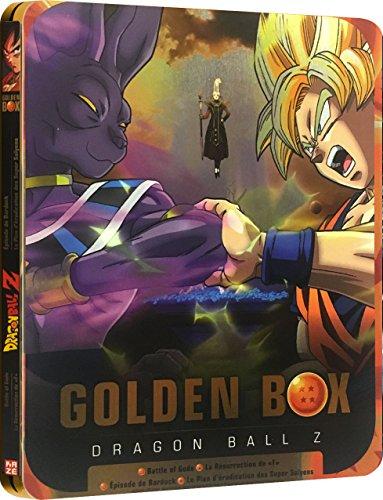 Dragon Ball Z - Golden Box - Steelbox Collector - DVD