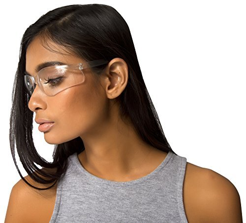RX500 4395 Anti-Mist Student Safety Glasses EN166 by Dr. James